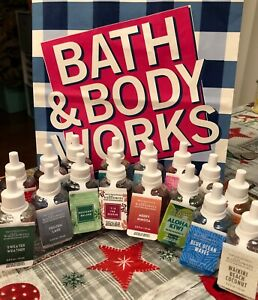 Bath & Body Works VARIOUS SPRING/HOLIDAY Wallflowers Fragrance Refills YOU PICK