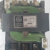 General Electric Contactor Control CR206E0