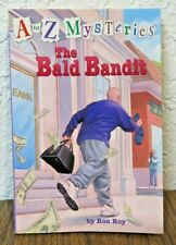 The Bald Bandit A to Z Mysteries by Ron Roy