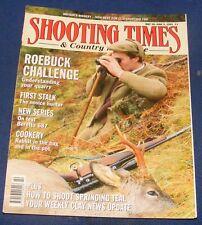 SHOOTING TIMES MAGAZINE MAY 30-JUNE 5 1991 - ROEBUCK CHALLENGE
