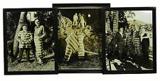 3 Publicity Photos 1933 Film LAUGHTER IN HELL ~ JIM TULLY ~ Edward Cahn Lynching