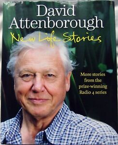 New Life Stories – David Attenborough Hardback book (Collins 2011)