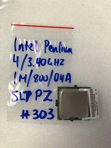 Intel Pentium 4/3.40GHZ SL7PZ