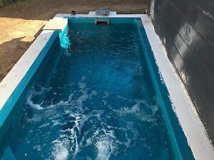 FRANKS POOLS / DIY POOLS AUSTRALIA / Kit Pools / 6 x 2.5mtrs Modern Slimline