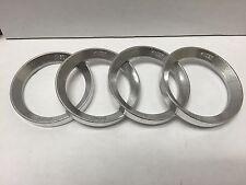 57.1 to 72.6 Aluminum Hub rings