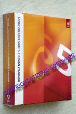 Adobe Creative Suite 5.5 Design Standard deutsch Macintosh DVD - MwSt. CS5.5