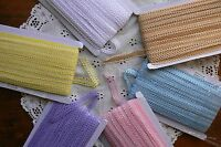 Fancy Poly BRAID 13-14mm - 3 & 5 Metre Lengths - 6 Colour Choice T1Hall