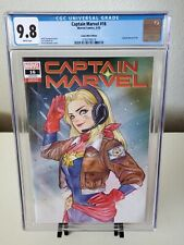 Captain Marvel #16 CGC 9.8 Peach Momoko Trade Dress Variant
