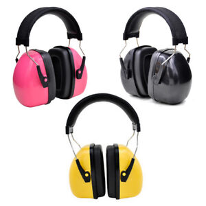 Ear Muffs Hearing Protection Noise Reduction Children Ear Defenders Safety