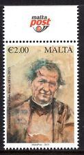 Malta 2015 St. John Bosco Complete Set of One Unmounted Mint