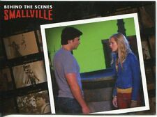 Smallville Seasons 7-10 Behind The Scenes Chase Card BTS6