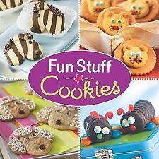 Fun Stuff Cookies Editors of Favorite Brand Name Recipes Hardcover