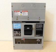 SIEMENS JXD62B225 2-Pole 225A Circuit Breaker