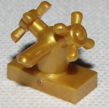 LEGO NEW PEARL GOLD FAUCET TAP FOR A KITCHEN SINK PIECE