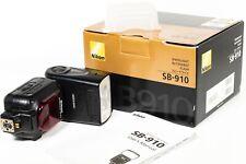 Nikon Speedlight SB-910 Shoe Mount Flash
