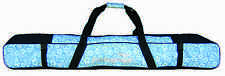 Snowboard BAG POWDER Blue Floral 165 cm Single from TRANSPACK 8322-46SNOWBOARD S