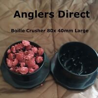 Boilie Crusher Large 80 x 40mm Brand New Carp,Barbel,Catfish For Pva Bags,Mesh