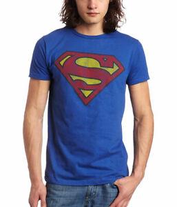 Superman Distressed Classic Logo T-Shirt