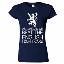 As Long As We Beat England I Don't Care Rugby Six Nations World Cup Scotland