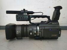 SONY DSR-PD150P VIDEOCAMERA DVCAM
