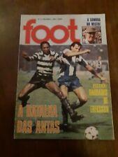 Foot #2 of 1984 Pedroto FC Porto Paulo Futre soccer football vintage