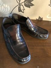 Mens Loafers Smart Shoes, Size EU 45, Burtons