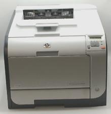 HP COLOR LASERJET CP2025dn CB495A CP2025 43K PRINTER W/ ETHERNET USB N PWR CORD