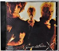 CD Generation X S/T Self-Titled Billy Idol Orig US DADC Issue Gimme Some Truth