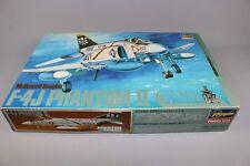 ZF098 Hasegawa 1/48 maquette P1 P01 : 1800 mcdonnell douglas F-4J phantom II