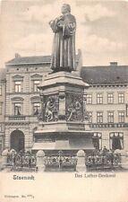 669604) AK Luther Denkmal Eisenach