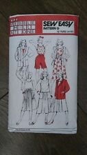 Vintage 1980 S BBC Pebble Mill at one Veste Shorts Jupes Top sewing pattern