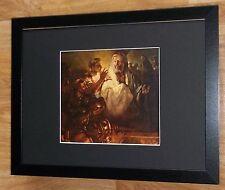 """Incorniciato 12"""" x16"""", REMBRANDT, BIBBIA dipinti, i comandanti dipinti, St. Peter"""