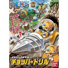 Bandai One Piece Chopper Robo Drill Plastic Model Kit 5058893