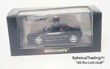 Minichamps 2003 Alfa Romeo GTV Coupe Nero Kyalami 400 120300 Black Red 1/43 NEW!