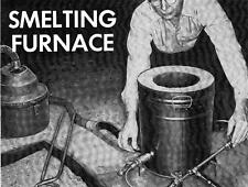 Make A Smelting Furnace To Melt Metals How To Article #256