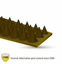 Pestrol Cat Spikes great barrier for pest possums! BULK 50 piece box 25m box