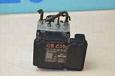 08-11 W204 MERCEDES C300 C350 ABS ANTI-LOCK LOCKING BRAKE PUMP OEM 2045455332