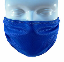Blue Comfy Mask by Breathe Healthy. For Dust, Pollen & Allergy Relief