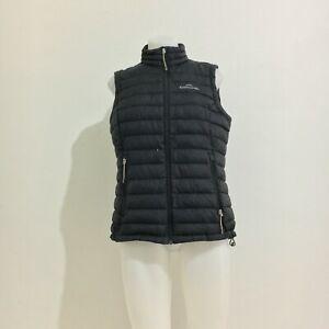 Kathmandu Black Puffer Down Vest Size 10