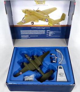 Corgi Aviation Archive World War II B-25B Mitchell Tokyo Raider 1/72 Plane w/Box