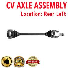 Rear Left CV Joint Axle Drive Shaft For BMW 128I 323I 325I 328CI 328I Z3 Z4