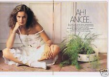 Coupure de presse Clipping 1978 Anicée Alvina  (4 pages)