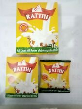 Raththi Dry Milk Powder 1 Kg Sri Lanka