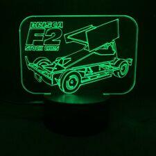 More details for led display / night light - brisca f2 formula 2 stock car