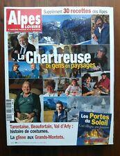 ALPES LOISIRS N° 18 LA CHARTREUSE DE GENS EN PAYSAGES