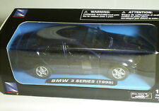 Diecast For BMW 3 SERIES (1999) 1:32 Die cast Blue  toy car