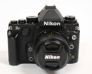 Nikon D DF Camera - Kit w/ AF50f1.8D(Black)