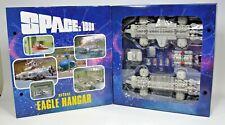 "Sixteen 12 Space 1999 Moonbase Alpha 12"" Eagle Hangar Set Ultra Deluxe 189SI05"