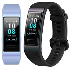 HUAWEI Band 3 Pro GPS Touchscreen Smart Sports Watch Bluetooth Wristband 5ATM