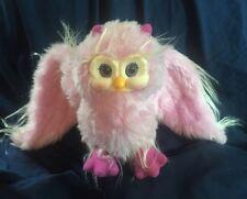 Vintage Wonder Whims Moonglow Owl Doug Debby Hennings Purple Plush 1985